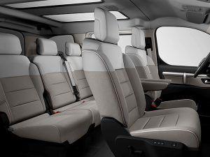 Citroën SpaceTourer 4x4 Ë Concept interior - PUNTA TACÓN TV