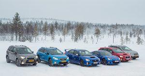 Gama Subaru 2017 - PUNTA TACÓN TV