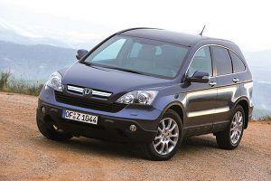 Honda CR-V 2006-2011 - PUNTA TACÓN TV