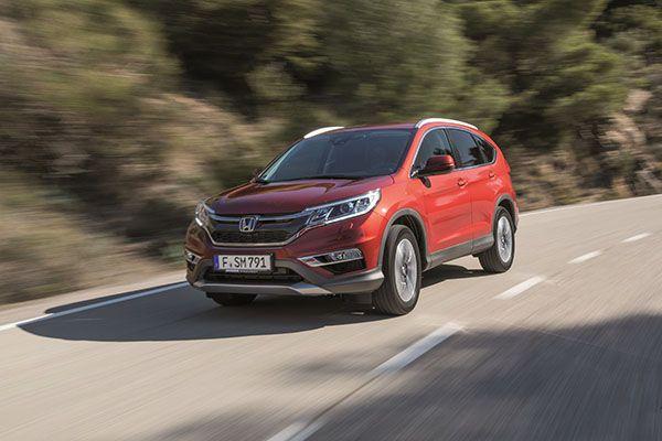 Honda CR-V 2012-2016 - PUNTA TACÓN TV