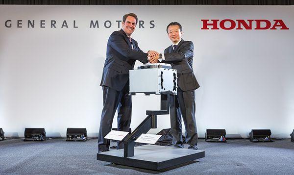 Honda GM Fuel Cell - PUNTA TACÓN TV