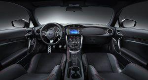 Interior Nuevo Subaru BRZ - PUNTA TACÓN TV