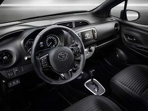 Interior Nuevo Toyota Yaris - PUNTA TACÓN TV