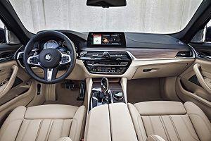 Interior nuevo BMW Serie 5 Touring - PUNTA TACÓN TV