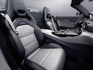 """Interior nuevo Mercedes-AMG GT C Roadster """"Edition 50"""" - PUNTA TACÓN TV"""