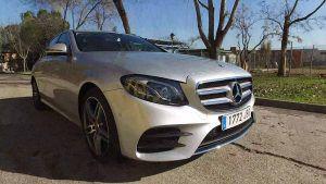 Mercedes Clase E 220 - PUNTA TACON
