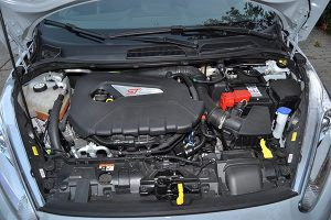 Motor 1.6 Turbo de 200 CV - PUNTA TACÓN TV
