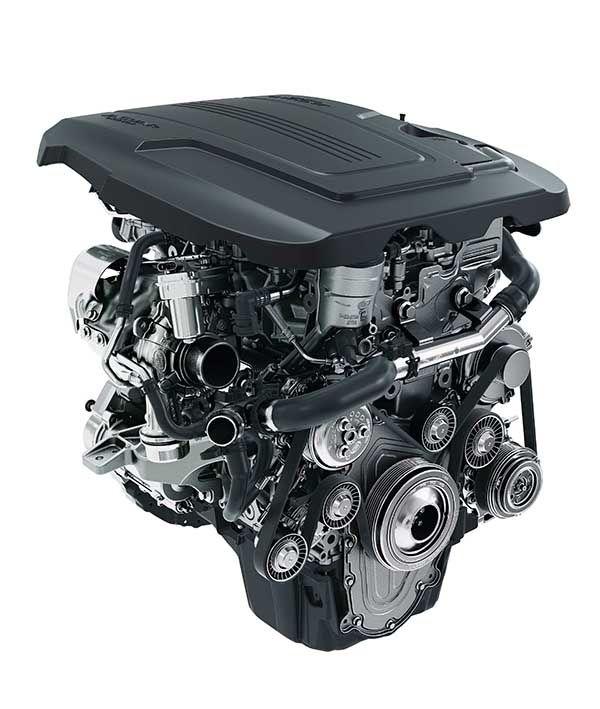 Motor Gasolina Ingenium - PUNTA TACÓN TV