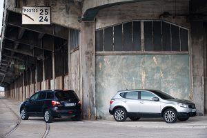 Nissan Qashqai y Qashqai +2 - PUNTA TACÓN TV