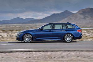 Nuevo BMW Serie 5 Touring - PUNTA TACÓN TV