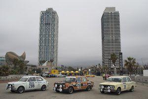 SEAT en el Rallye Monte-Carlo Histórico - PUNTA TACÓN TV