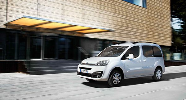 Citroën E-Berlingo Multispace - PUNTA TACÓN TV