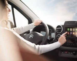 Citroën E-Berlingo Multispace infoentretenimiento - PUNTA TACÓN TV