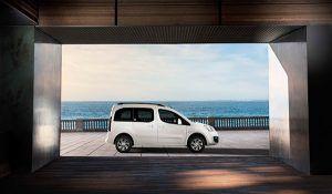 Citroën E-Berlingo Multispace lateral - PUNTA TACÓN TV