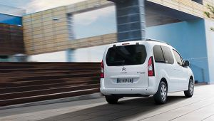 Citroën E-Berlingo Multispace trasera - PUNTA TACÓN TV