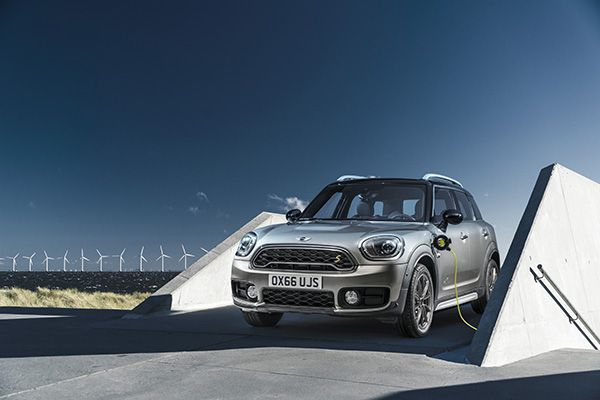 MINI Cooper SE Countryman ALL4 - PUNTA TACÓN TV