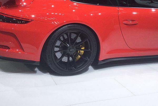 Michelin Pilot Sport Cup 2 N1 en Porsche 911 GT3 - PUNTA TACÓN TV