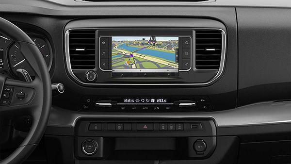 Navegador 3D en el nuevo Citroën Jumpy - PUNTA TACÓN TV