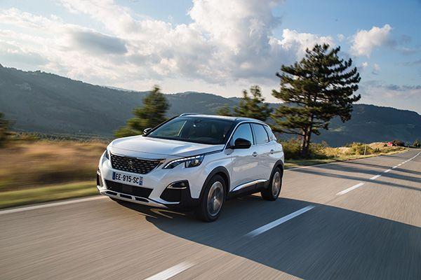 Nuevo Peugeot 3008 Coche del Año 2017 - PUNTA TACÓN TV
