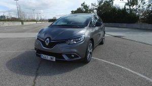 Renault grand Scenic - PUNTA TACON