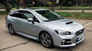 Subaru Levorg - PUNTA TACON