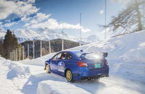 Subaru WRX STI - PUNTA TACÓN TV