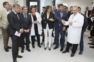 Autoridades en la inauguaración de SEAT CARS - PUNTA TACÓN TV