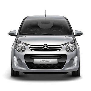 Citroën C1 City Edition gris - PUNTA TACÓN TV