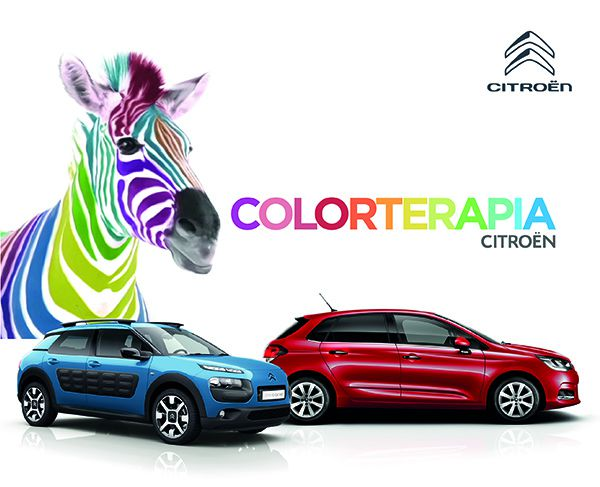 Colorterapia Citroën - PUNTA TACÓN TV