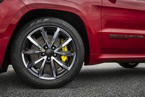 Frenos Jeep Grand Cherokee Trackhawk - PUNTA TACÓN TV