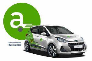 Hyundai i10 Avancar -PUNTA TACÓN TV