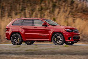 Jeep Grand Cherokee Trackhawk - PUNTA TACÓN TV