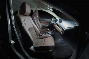 Mazda CX-3 Senses Edition Interior - PUNTA TACÓN TV