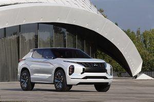 Mitsubishi GT-PHEV Concept - PUNTA TACÓN TV