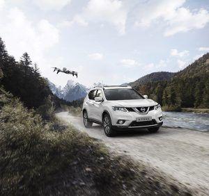 Nissan X-Trail X-Scape - PUNTA TACÓN TV