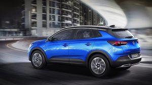Nuevo Opel Grandland X - PUNTA TACÓN TV