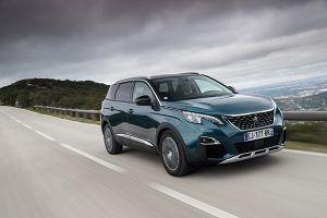Nuevo Peugeot 5008 frente - PUNTA TACÓN TV