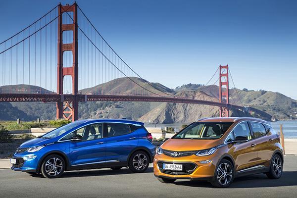 Opel Ampera-e electromovilidad - PUNTA TACÓN TV