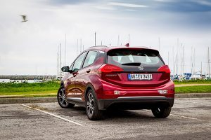Opel Ampera-e trasera - PUNTA TACÓN TV