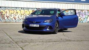 Opel Astra OPC - PUNTA TACON