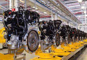 Producción motor Ingenium gasolina - PUNTA TACÓN TV