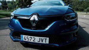 Renault Megane ST - PUNTA TACON