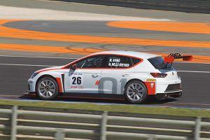Seat Leon Cup Racer - PUNTA TACÓN TV