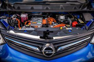Sistema propulsión eléctrica Opel Ampera-e - PUNTA TACÓN TV