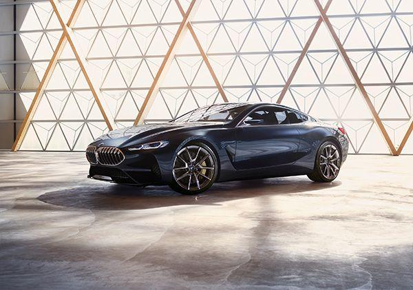 BMW Serie 8 Concept - PUNTA TACÓN TV