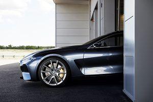 Detalle BMW Serie 8 Concept - PUNTA TACÓN TV