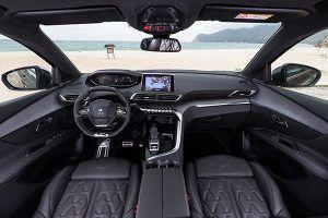 Interior Nuevo Peugeot 5008 - PUNTA TACÓN TV