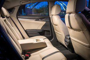 Interior nuevo Honda Civic Sedan - PUNTA TACÓN TV