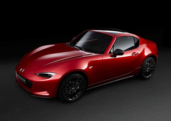 Mazda MX-5 RF Ignition - PUNTA TACÓN TV