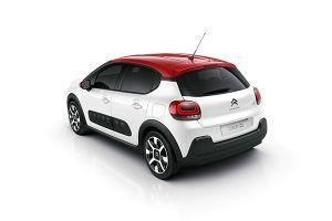 Nuevo Citroën C3 trasera - PUNTA TACÓN TV